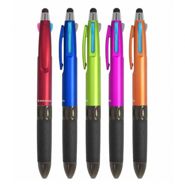 CM-679 文具線高品質電容三色筆 1