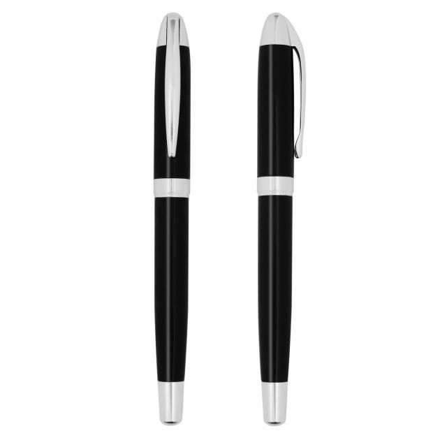 CM-2632B 黑亮鋼珠筆 1