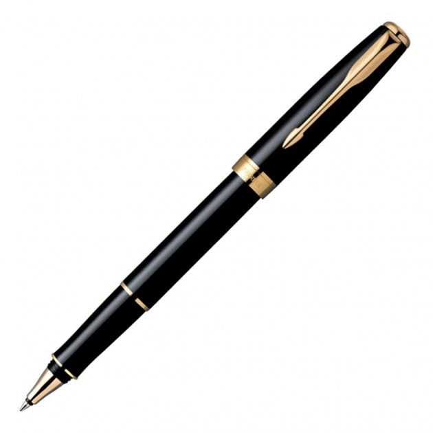 41032221 麗雅黑金夾鋼珠筆 1