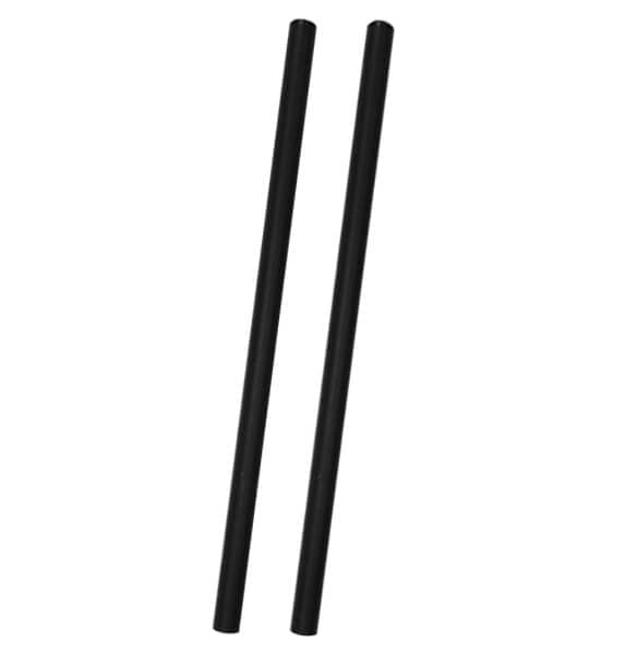 PC-A-03 霧黑管.塗頭圓桿.HB木頭鉛筆 1